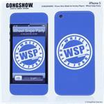 Gongshow WSP iPhone 5 Skin