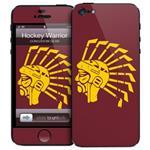 Gongshow Hockey Warrior iPhone 5 Skin