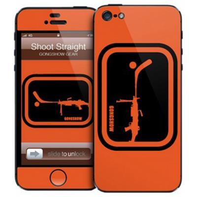 Gongshow Shoot Straight iPhone 5 Skin