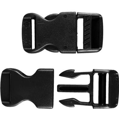 A&R Goalie Pad Plastic Replacement Clip Pair - 1 in