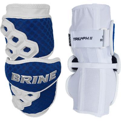 Brine Triumph II Arm Pads