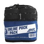 A&R Total Hockey Bag of 12 Inline Hockey Pucks