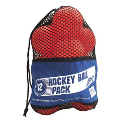 A&R Total Hockey Bag of 12 Orange Balls
