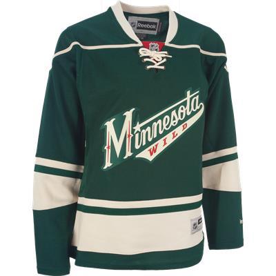 Reebok Minnesota Wild Premier Jersey