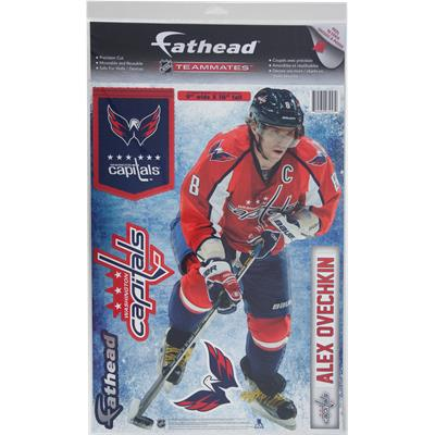 Washington Capitals Alex Ovechkin Fathead Teammates