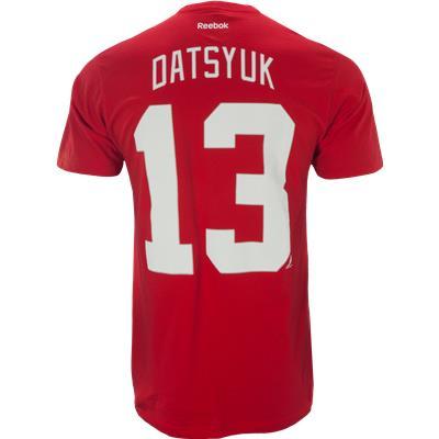 Reebok Detroit Red Wings Pavel Datsyuk Tee Shirt