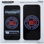 Gongshow DBST iPhone 5 Skin