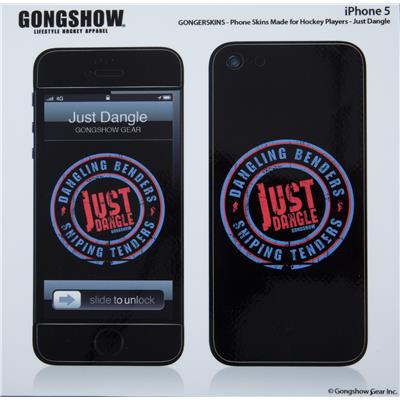 Gongshow DBST iPhone 5 Skin