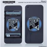 Gongshow Always Hockey iPhone 5 Skin
