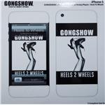 Gongshow Heels 2 Wheels iPhone Skin