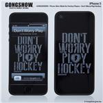 Gongshow Play Hockey iPhone 5 Skin