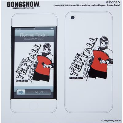 Gongshow Ronny Text iPhone 5 Skin