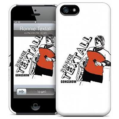 Gongshow Ronny Text iPhone 5 Shell