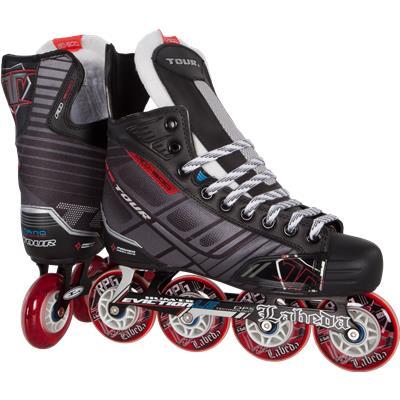 Tour Black Fishbone 500 Inline Skates