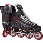 Tour Black Fishbone 500 Inline Skates [SENIOR]