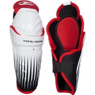 Learn To Play Hockey OneGoal Youth Shin Guards