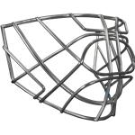 CCM Pro Certified Cateye Goalie Cage (Chrome) [SENIOR]