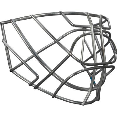 CCM Pro Certified Cateye Cage (Chrome)