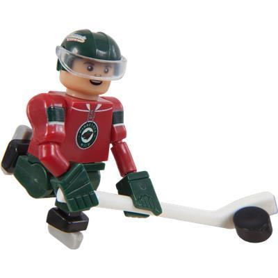 OYO Sports Minnesota Wild NHL Mini Figures - Home Jersey
