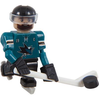 OYO Sports San Jose Sharks NHL Mini Figures - Home Jersey