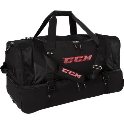CCM Officials Wheel Bag