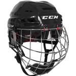 CCM Resistance Hockey Helmet Combo