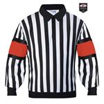 Force Pro Referee Jersey w/ Red Armbands - Mens