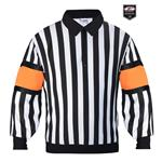 Force Pro Referee Jersey w/ Orange Armbands [WOMENS]
