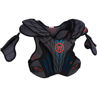Warrior Burn Hitman Shoulder Pads