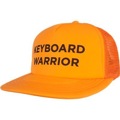 Sauce Keyboard Warrior Mesh Snapback Hat