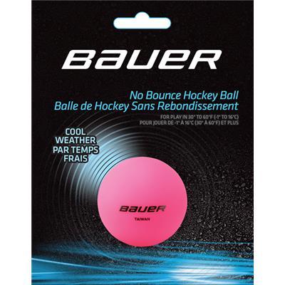 Bauer Street Hockey Ball - Cool Weather