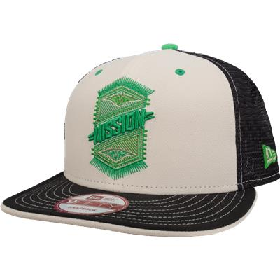 Mission Hombre Adjustable Hat