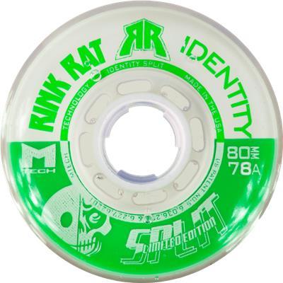 Rink Rat Identity Split Inline Wheel