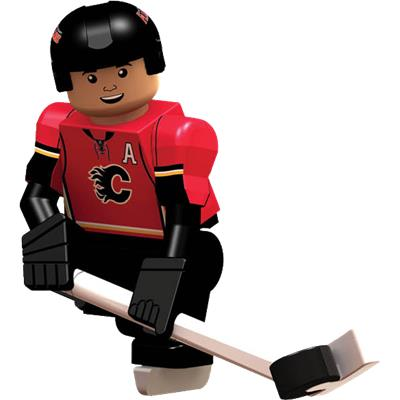 OYO Sports Calgary Flames NHL Mini Figures - Home Jersey