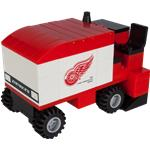 OYO Sports NHL Zambonis Minifigure