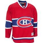 Reebok Montreal Canadiens Premier Jersey - Home/Dark [BOYS]
