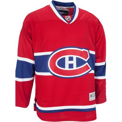 Reebok Montreal Canadiens Premier Jersey - Home/Dark