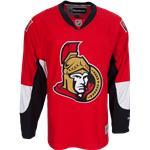 Reebok Ottawa Senators Premier Jersey - Home/Dark - Adult