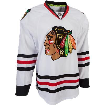 Reebok Chicago Blackhawks Authentic Jersey - Away/White
