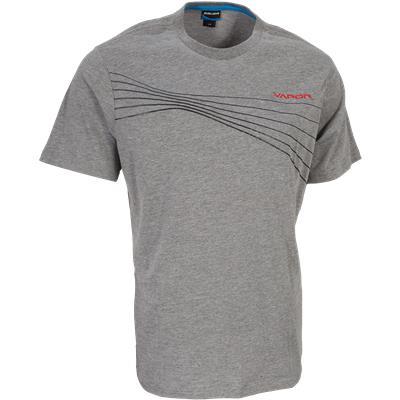 Bauer Vapor Tee Shirt - Grey