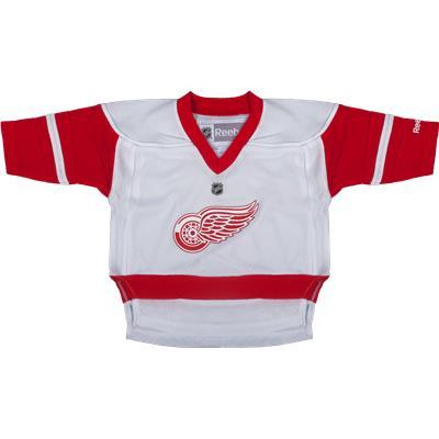 Reebok Detroit Red Wings Replica Away Jersey