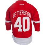 Reebok Henrik Zetterberg Detroit Red Wings Replica Home Jersey [YOUTH]