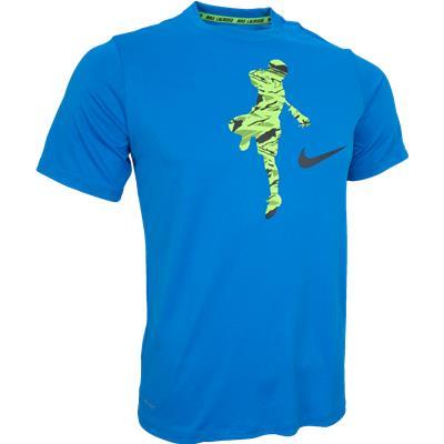 Nike Lax Dri-Fit Lightweight Tee Shirt