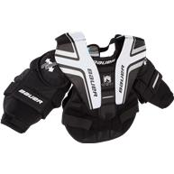 Learn to Play Goalie Bauer Prodigy 2.0 Youth Goalie Chest and Arm Protector