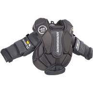 Learn to Play Goalie Warrior Ritual G2 Youth Chest and Arm Protector