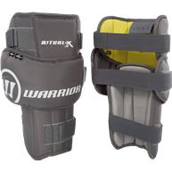 Warrior Ritual X Junior Goalie Knee and Thigh Protectors