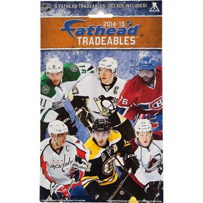 2015 NHL Fathead Tradeables - Single Pack