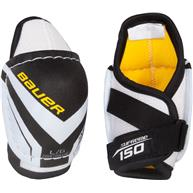Learn to Play Hockey Bauer Supreme 150 Elbow Pads Youth Elbow Pads