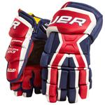 Bauer Supreme TotalOne MX3 Gloves [YOUTH]