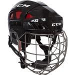 CCM Fitlite FL80 Hockey Helmet Combo